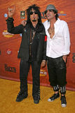 Nikki Sixx,Tommy Lee Royalty Free Stock Images