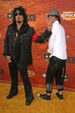 Nikki Sixx,Tommy Lee Royalty Free Stock Photo