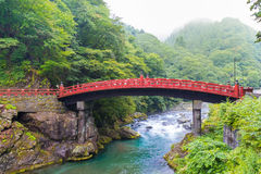 Nikko Ιαπωνία Στοκ φωτογραφία με δικαίωμα ελεύθερης χρήσης