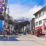 Nikko Stock Image