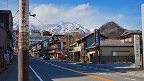 Nikko Royalty Free Stock Photo
