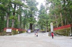 Nikko area Royalty Free Stock Photos