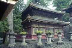 Nikko, capilla de Toshogu fotos de archivo libres de regalías
