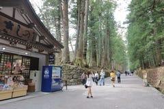 Nikko Futarasan Shrine in Nikko, Stock Images