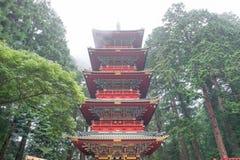 Nikko Giappone Immagine Stock Libera da Diritti