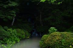 Nikko, Giappone - 23 luglio 2017 immagine stock libera da diritti