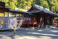Nikko, Japão fotos de stock royalty free