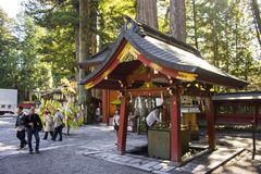 Nikko, Japão fotografia de stock
