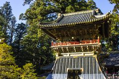 Nikko, Japão imagem de stock