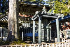Nikko, Japão fotografia de stock royalty free