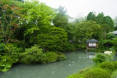 Nikko, Japão - 23 de julho de 2017 foto de stock