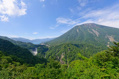 Nikko, Japan stock afbeelding