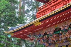 Nikko Japan lizenzfreie stockfotografie