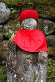 Jizo in Japan Stock Photos