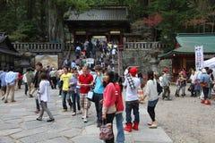 Nikko Japan Fotografering för Bildbyråer