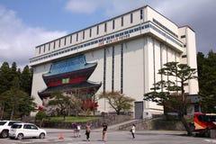 Nikko renovation, Japan Royalty Free Stock Photography