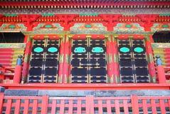 Nikko, Japan - Toshogu Stock Photography