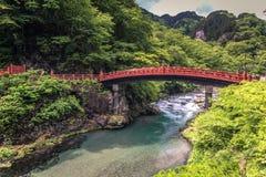 Free Nikko - May 22, 2019: Shinkyo Bridge In Nikko, Japan Royalty Free Stock Photography - 155248227