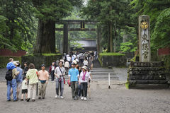 Nikko Toshogu Shrine Royalty Free Stock Image