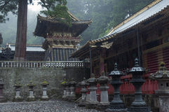 Nikko, Toshogu Shrine Stock Photography