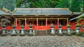 Nikko Toshogu Shrine in Nikko, Japan Royalty Free Stock Images
