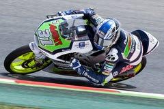 Niklas Ajo. Moto3 Stock Images