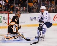Niklas Hagman, Τορόντο Maple Leafs στοκ φωτογραφία με δικαίωμα ελεύθερης χρήσης
