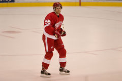 Niklas Kronwall dos Detroit Red Wings Fotos de Stock Royalty Free