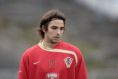 Niko Kranjcar soccer player Royalty Free Stock Photo