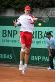 Nikola Ciric (SRB) at Roland Garros 2011 Stock Photography