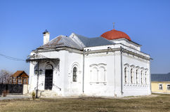 Nikola Gostiny's church (Nikolskaya). Royalty Free Stock Photo