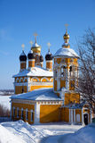 Nikola's church  at Murom Royalty Free Stock Photos