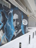 Nikola Tesla Stock Images
