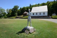 Nikola Tesla birth house, Smiljan Royalty Free Stock Images