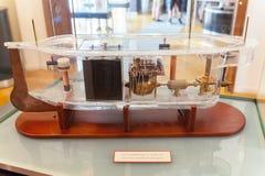 Nikola Tesla Museum Immagini Stock