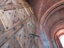The Nikolaev gate. Stock Photos