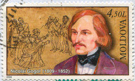 Nikolai Gogol Royalty Free Stock Photo