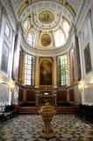 Nikolaikirche à Leipzig photos libres de droits
