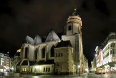 Nikolaikirche à Leipzig images libres de droits