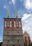 Nikolaikirche Берлин Германия Стоковые Фото