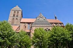 Nikolaikirche Stock Image