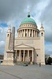 Nikolaikirche i den Potsdam Tyskland Royaltyfri Fotografi