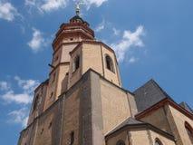 Nikolaikirche Leipzig Image stock