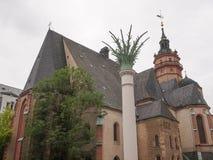 Nikolaikirche Leipzig Stock Images