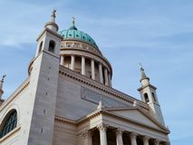 Nikolaikirche in Potsdam Royalty Free Stock Photography