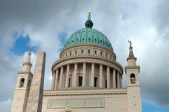 Nikolaikirche in Potsdam Duitsland Royalty-vrije Stock Fotografie