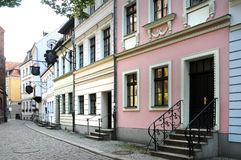 Nikolaiviertel Royalty Free Stock Photography