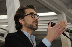 NIKOLAJ KOPPEL_VICE PRÄSIDENT OF VULTURE EVENTS stockfoto
