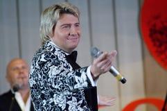 Nikolay Baskov Lizenzfreies Stockbild