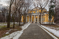 Nikolay Durasov's palace located in Lyublino district, Moscow, R Stock Images